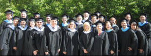 Hebrew College Graduating Class of June 2013