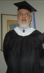 Neal Walters - Hebrew College Graduation - June 2013